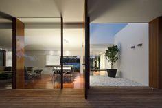 Prefab house / modular / contemporary / cross-laminated timber - SIFERA by Josep Camps & Olga Felip - KLH Massivholz