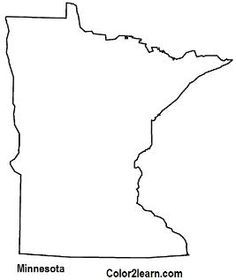 Florida map and flag coloring pages road trip for Minnesota state flag coloring page