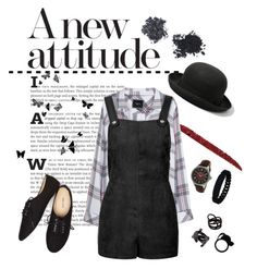 """""""A new attitude"""" by melliflusous ❤ liked on Polyvore featuring Gucci, Rails, Topshop, Abercrombie & Fitch, Wet Seal, FOSSIL, Marc by Marc Jacobs, Repossi and Yves Saint Laurent"""