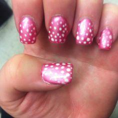 Mini mouse nails !