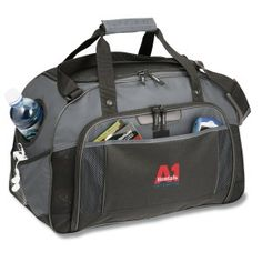 a04f1f08a Put your custom imprinted logo on the line! Duffel Bag, Travel Bags, Gym