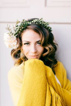 Hair and Make-up by Steph: Tori #yellow
