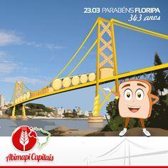 Florianópolis - 343 anos