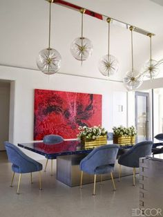 Luxury dining room H