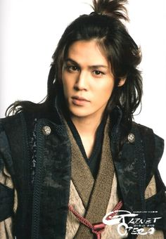 Traditional Japanese Men's Wear (Miyano Mamoru)