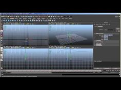 Maya 2013 Nurbs made easy