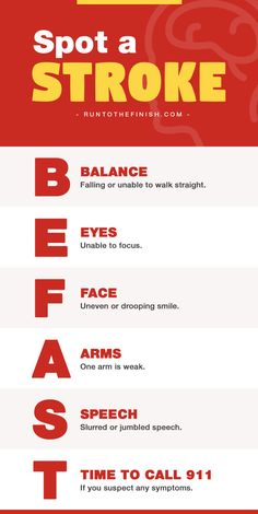 How to spot a stroke and take action quickly - important health information for Millennials health infographic healthylifestyle 49117452171515014 Healthy Diet Tips, Good Health Tips, Healthy Living Tips, Health Advice, Healthy Eating, Health Facts, Health And Nutrition, Health And Wellness, Nutrition Guide