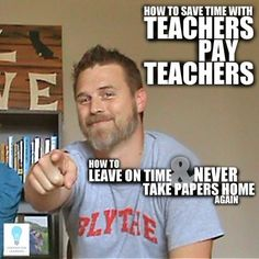 The 16th installment in our series: How to Leave on Time & NEVER Take Papers Home Again ... Today, we share how Teachers Pay Teachers can save you tons of planning time.