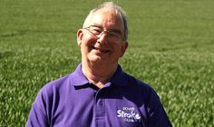 Stroke survivor Peter: 'Life after a stroke can be good again'