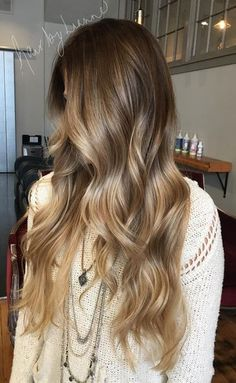 Best Hair Color Ideas 2017 / 2018 woody bronde hair color