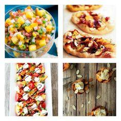 15 recipes to help you take advantage of peach season : ScoopCharlotte