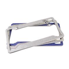 High-quality glitter license plate frame supplier, Blingstar specialized in Luxury Handcrafted Bling Car Frame Plate. Rhinestone License Plate Frames, Ningbo, Western Union, Shanghai, Bubbles, Packing, Bling, Plates, Sea