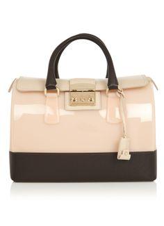 Furla Candy Bag Satchel Vanilla • de Bijenkorf c16aa6cc69729