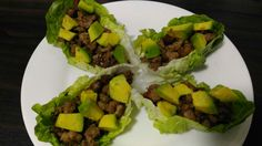 Chicken Tofu & Avocado wraps #food #appetizers #culinary #healthydishes