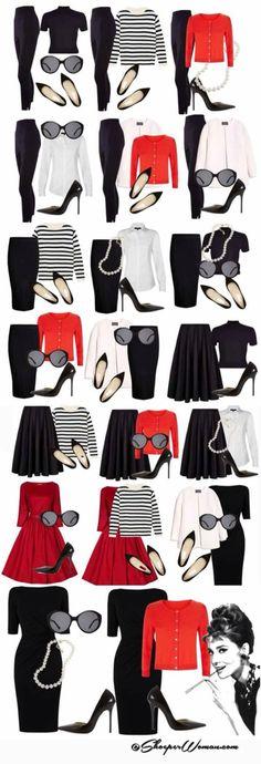 Ya que midas viejas siempre regresan porque no empezar con algunos de estos outfits ❤️✌️