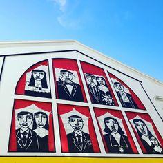 Familia #Lisboa #amazingdays #art #streetart #AccorHotelsDiary #amazingLisbon by cecilecollage