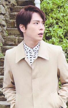 Himchan looking handsome