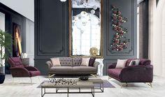 İnegöl Mobilya Yatak Odaları İndirimli Fiyatı Donia, Oversized Mirror, Zen, Curtains, Furniture, Home Decor, Blinds, Decoration Home, Room Decor