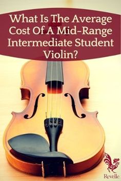 What Is The Average Cost Of A Mid-Range Intermediate Student Violin? http://www.connollymusic.com/revelle/blog/what-is-the-average-cost-of-a-mid-range-intermediate-student-violin @revellestrings