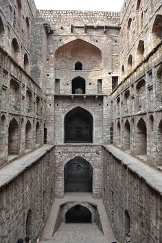 UGRASEN KI BAOLI, NEW DELHI, INDIA