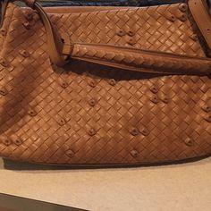 a58addb69 Spotted while shopping on Poshmark  Bottega Veneta Intrecciato Shoulder Bag!   poshmark  fashion