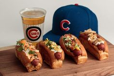 What to eat at the home of the 2016 World Series champs.