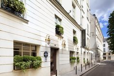 Bohemian charm of Paris   Hotel Verneuil