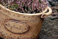 květináč na bylinky-velký-na objednávku!!! / Zboží prodejce lavender | Fler.cz