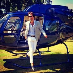 Mark-Francis Vandelli // This picture just oozes chic!