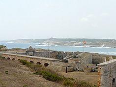Fortaleza de la Mola Menorca