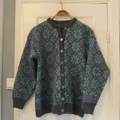 Kikut, Norske kofter og gensere av Lillill Thuve Norwegian Knitting, Knit Fashion, Mittens, Vests, Knit Crochet, Men Sweater, Pullover, Texture, Hoodies