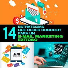14 Estrategias Que Debes Conocer Para Un E-mail Marketing Exitoso - Ingreso Pasivo Inteligente
