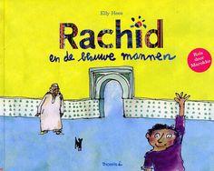 Rachid woont in Nederland. In de vakantie mag hij logeren bij oom Mustafa, de beste taxichauffeur van Marokko. Samen gaan ze op zoek naar de blauwe mannen. Ze reizen het hele land door.