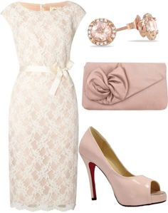 06d58eafa7f2 Christian Louboutin Patent Leather Platform Pink Open-toe Red Sole Pink Pump  Modest Lace Dress