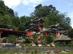 Bukit Lawang, Sumatra (we stayed here)!