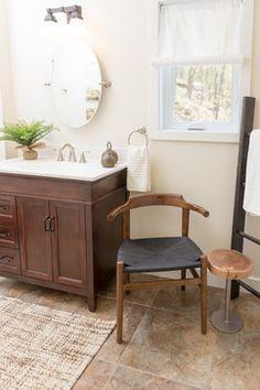 Quebec Cottage - beach-style - Bathroom - Ottawa - Sonya Kinkade Design