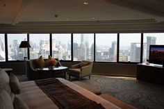 Review: Intercontinental Bangkok - ROYAL SUITE - http://youhavebeenupgraded.boardingarea.com/2016/02/review-intercontinental-bangkok-royal-suite/