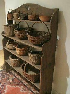 Vintage Basket Collection