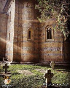 Visoki Dečani Monastery, Serbian Orthodox Church, 14th century | Манастир Високи Дечани, СПЦ, 14. век | Photo: z_e_m_u_n_a_c