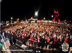 TURISMO EN CIUDAD JUÁREZ. La Fiesta Juárez 2015, tendrá una duración de 25 días con espectáculos de música, cultura, deporte y entretenimiento, se tienen confirmados 13 conciertos de artistas de talla nacional e internacional, con esto ofreciendo a todos los asistentes espectáculos de calidad. www.turismoenchihuahua.com