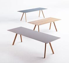Copenhague CPH30 Table Linoleum