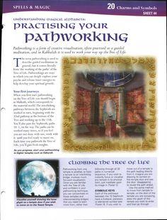 Understanding Magickal Alphabets: Practicing Your Pathworking