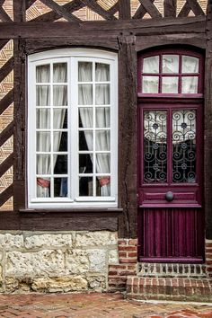 French Door and Window by Stan Jernigan.