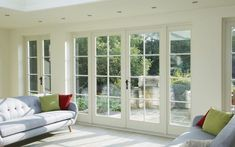 French, Bi-fold and Patio Doors Explained - Timber Windows North Bifold French Doors, Interior Sliding French Doors, French Doors Bedroom, Double French Doors, Interior Shutters, Interior Barn Doors, External French Doors, Bedroom Doors, Double Patio Doors