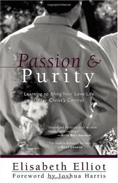So good... what a great book to read if you are a woman who desires God's purity in your life.