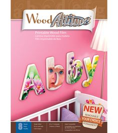 Wood Att -Craft Attitude Sheet