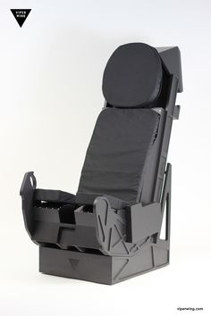 F-35 inspired ejection seat, available now at www.viperwing.com