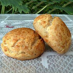 לחמניות גבינה ואגוזים מקמח תפוחי אדמה - Gluten-free Rolls, made with potato-starch, cheese and nuts -משהו מתוק – הבלוג של וויני
