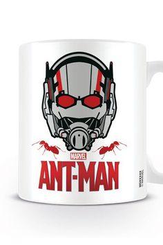 ★NEW : Mug Marvel Ant-Man ★ ►http://ow.ly/YsLKX  ◄ ✔ en stock / expédié en 24h / 12.90€  Fan de l'homme fourmis !? C'est le mug qu'il vous faut. Et vite.