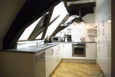 Old Town Attic Apartment, Prague Short Term Rentals | S